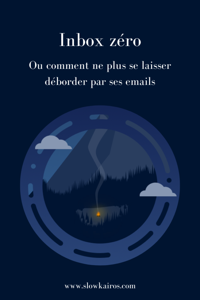 Inbox zéro ou comment ne plus se laisser déborder par ses emails